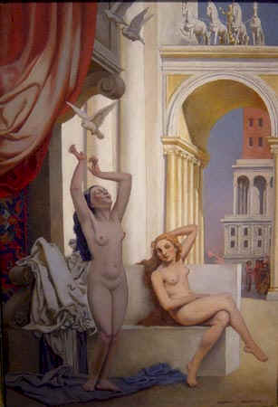 Raphael Delorme, Les Femmes d'esprit