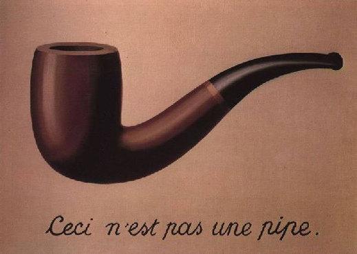 Car, Ceci n'est toujours pas une pipe, même le 20 janvier 2009.
