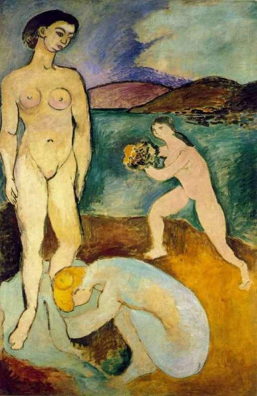 Le Luxe, Henri Matisse