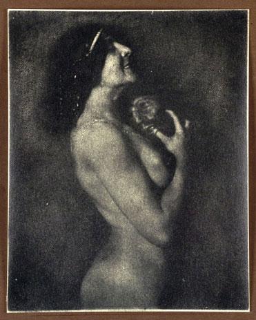 Frantisek Drtikol, Salomé nue… heureuse avec la tête de Jean-Baptiste