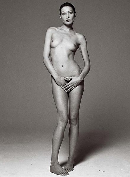 La Photo de Carla Bruni qui valait de l'or. Et depuis...