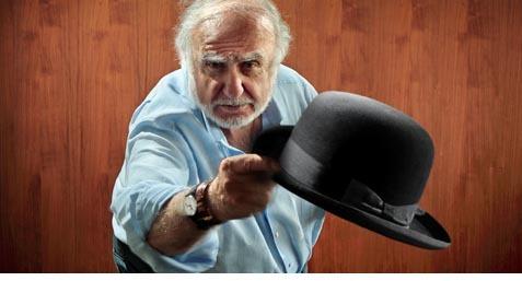 Dr. Swatch... Chapeau!