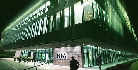 Feu à la FIFA