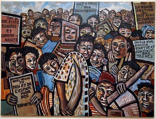 Armand Pascal Aniambossou, Et quand le peuple se lèvera