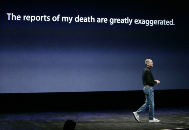 Steve Jobs...Citations