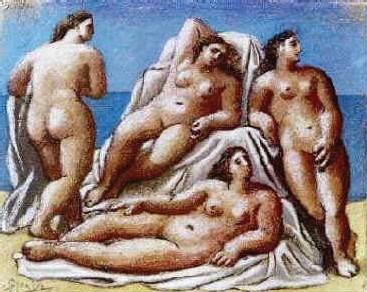 Les ambitions de Picasso pour les quatre