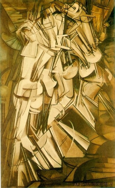 Marcel Duchamp, Nu descendant escalier