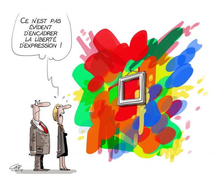©André-Philippe Côté, journal « Le Soleil » de Québec, 14 janvier 2015