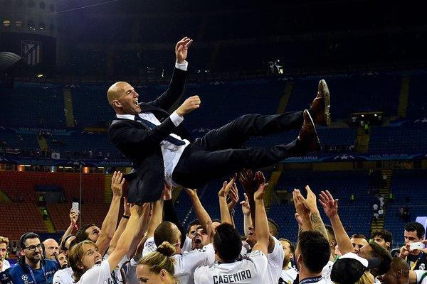 Bravo Zidane... Real Champion