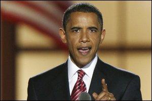 Barack Obama: 'Il est temps de changer l'Amérique'