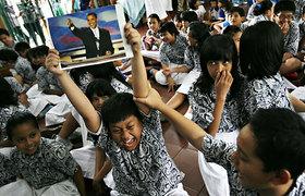De l'ancienne école de Barack à Djakarta...