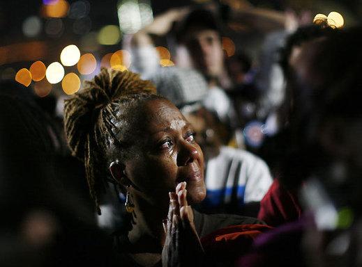 Obama City ou Planète Obama : personne n'y retient ses joies et larmes historiques