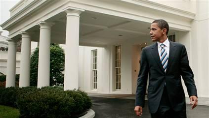 Il est pourtant écrit : Tout le monde ne sera pas à la Maison Blanche
