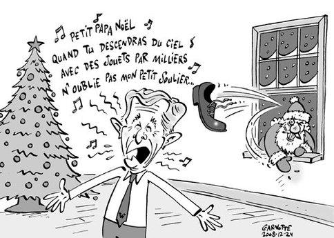 Cadeau de Noël... Mon Petit Soulier