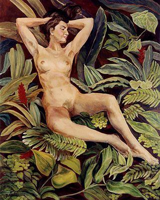Joëlle Aéli, Au creux de la Verdure