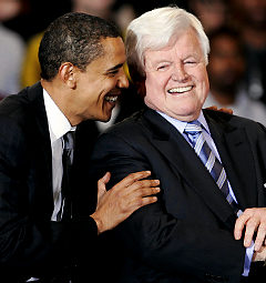 Ted Kennedy Plus Grand que JFK