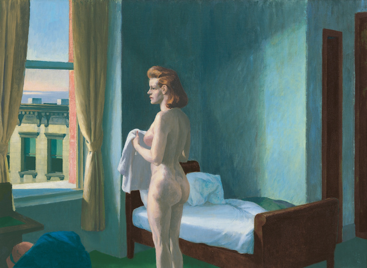 Edward Hopper, Un Matin