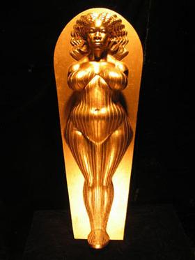 O... en sarcophage, par Daniel Edwards