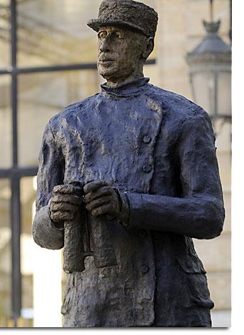 Ousmane Sow, de Gaulle