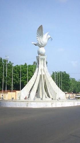 Marche Pacifique au Togo
