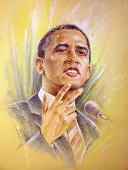 Obama la Victoire