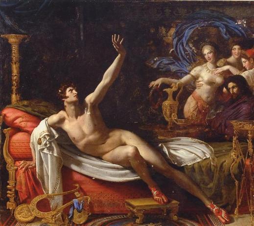 Antoine Dubost (1769-1825), L'épée de Damocles