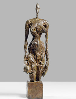 Giacometti, 1953