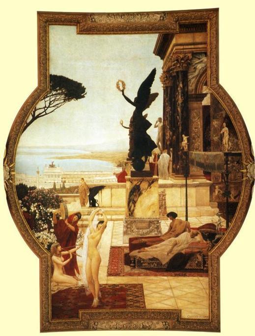 Gustav Klimt, Le théâtre de Taormina