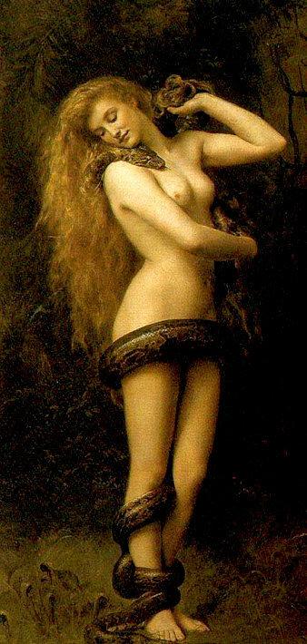 John Collier, Le collier du Déserteur, Lilith