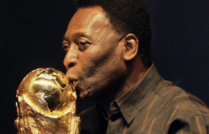 Le Roi Pele et la Coupe du Monde