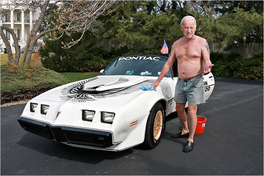 The Onion, Joe Biden depuis la Maison Blanche, Tout ça pour ça!