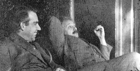 Bohr et Einstein
