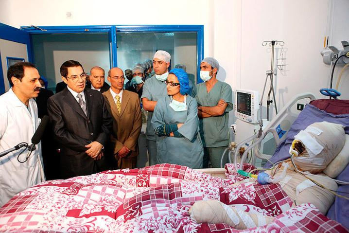 Une Tunisie stable et non éthique? À d'autres!