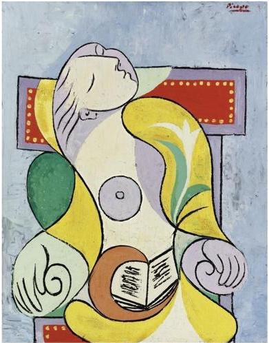 La Lecture : de Pablo Picasso à Hosni Moubarak