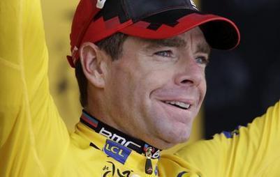 Cadel Evans a fait plus que sa part en cyclisme
