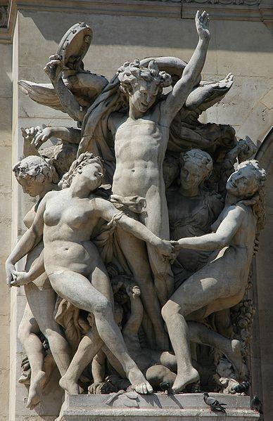 La Danse, Jean-Baptiste Carpeaux