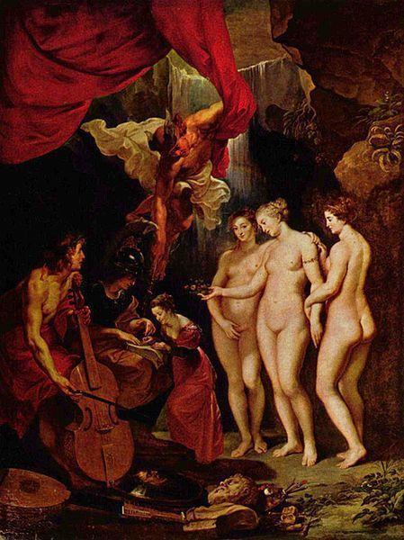 Peter-Paul Rubens, L'Éducation de Marie de Médicis