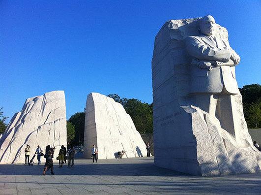 Martin Luther King au Panthéon