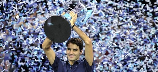 Roger Federer… Un art d'être