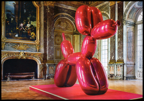 Jeff Koon, Ballon Dog