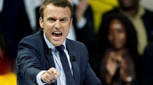 Il fait peur aux prétendus chefs des États francophones d'Afrique...