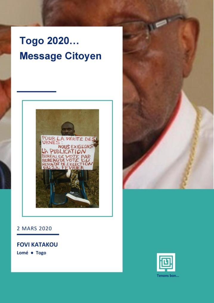 Message Citoyen de Fovi Katakou