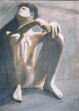 Acrylique sur toile, 1989