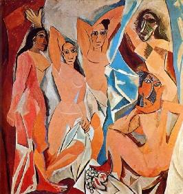 De Picasso, la prostitution chez les Demoiselles d'Avignon