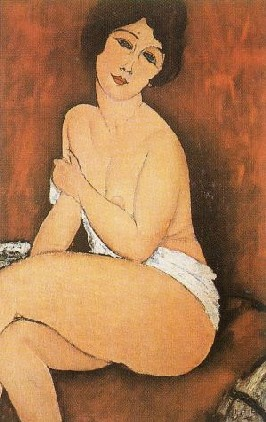 Un peu de Monica, à la Modigliani, dans la vie politique… s'abstenir