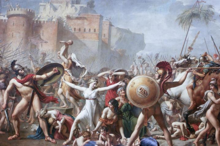 La révolte des Sabines