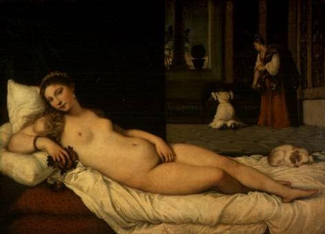 La Venus d'Urbino
