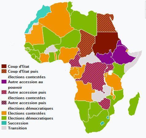 Une Afrique démocratique, ça presse désormais!