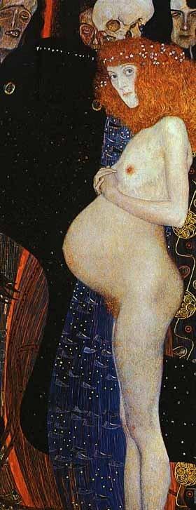 Gustav Klimt, Maternité