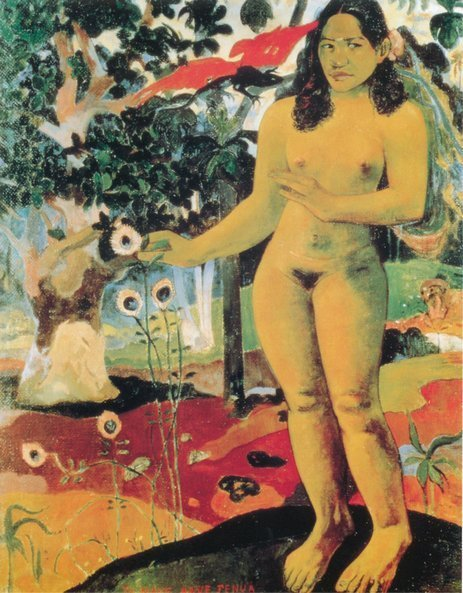 Gauguin, Paroles du diable